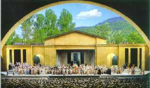 The Passion Play Theater